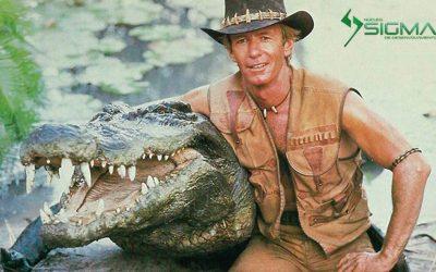 O Prêmio do Milionário – Piscina com Crocodilos